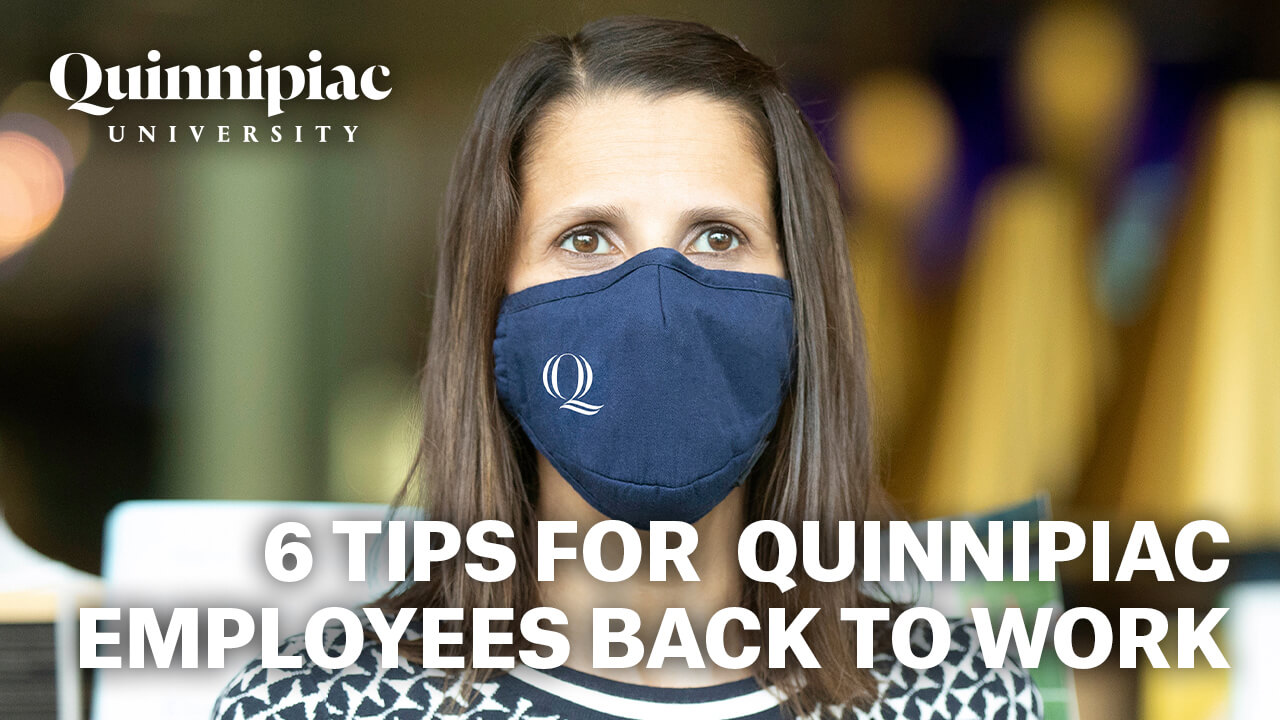 Tips for employees' return to work