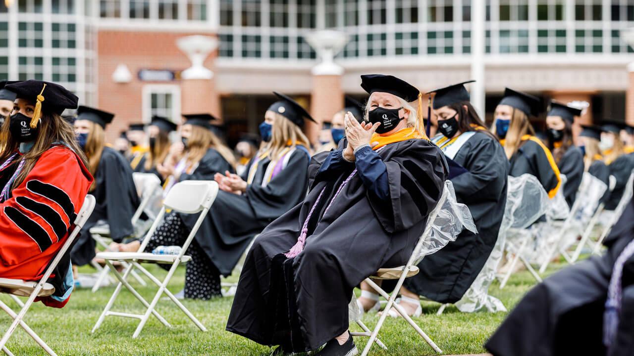 Class of 2021 Undergraduate and Graduate Commencement | Quinnipiac Today