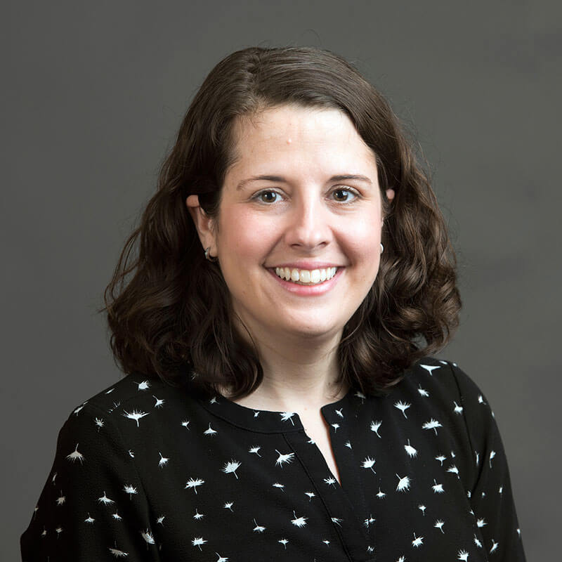 Headshot of Hillary Fussell Sisco, Associate Professor of Strategic Communication