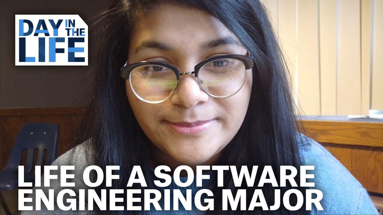 Day in the Life of a Software Engineer poster image