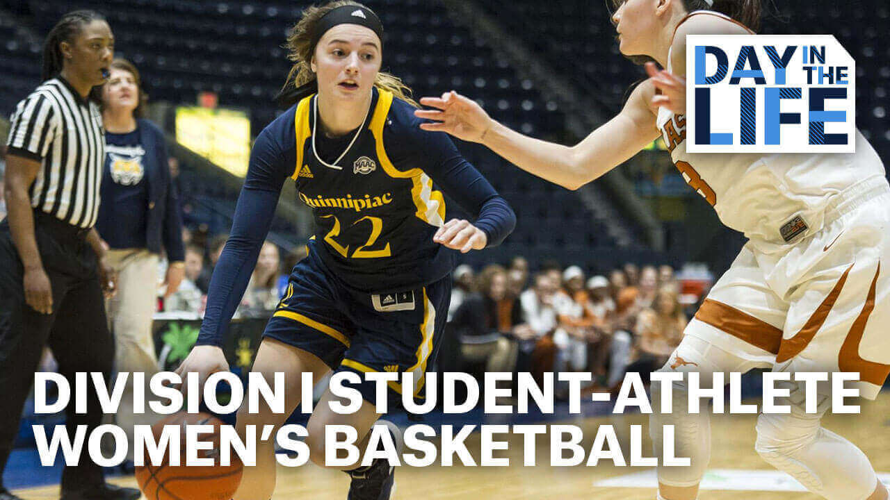 Division I Student-Athlete Women's Basketball thumbnail