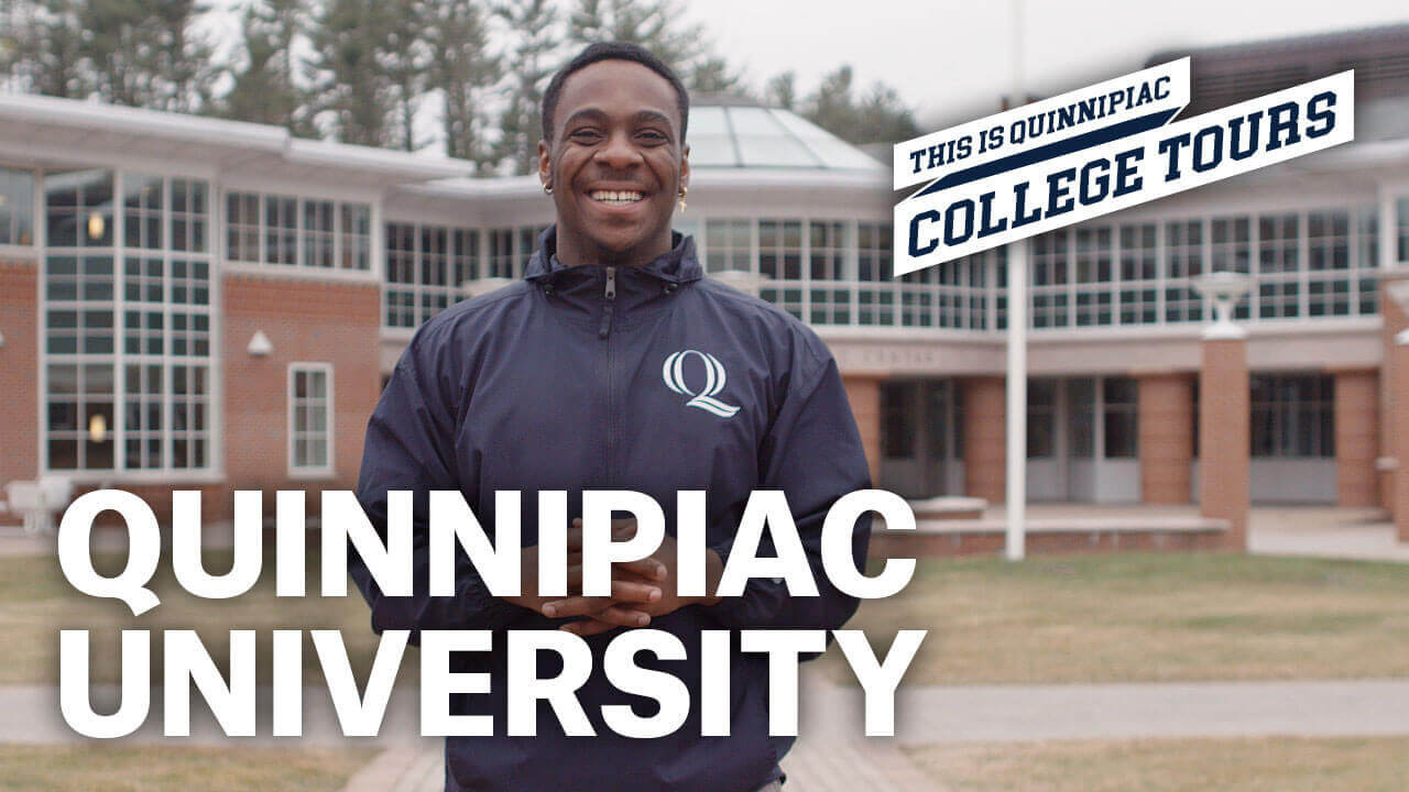 This is Quinnipiac poster image
