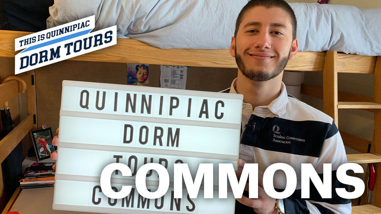 The Commons Dorm Tours poster image