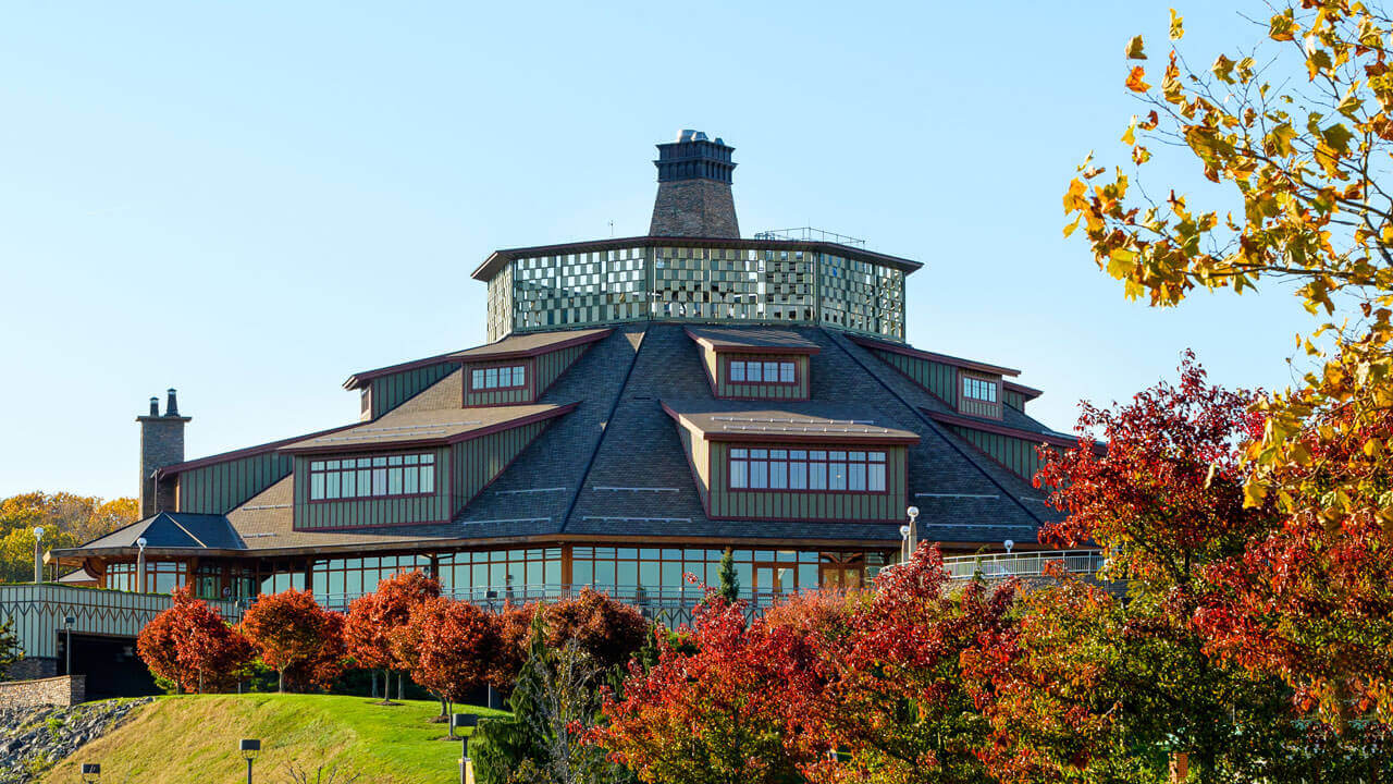 Quinnipiac Rocky Top Student Center on the York Hill Campus